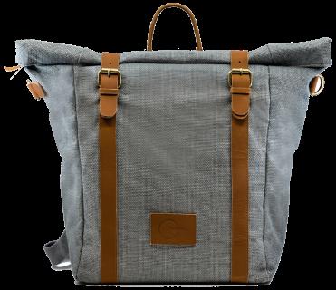 Adventurer Bag Grey